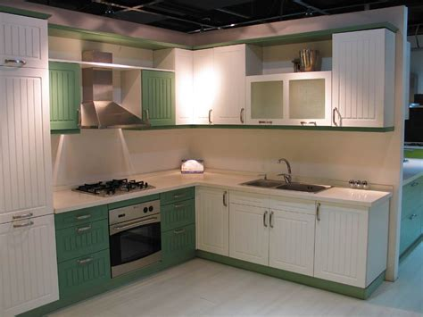 kitchen furnitur china thermofoil mdf kitchen cabinets in side foil