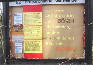 P Und C Lübeck : schaukasten der efg l beck k cknitz evangelisch freikirchliche gemeinde k cknitz ~ Markanthonyermac.com Haus und Dekorationen