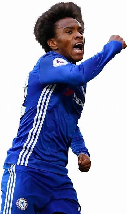 Willian Render Chelsea Footyrenders