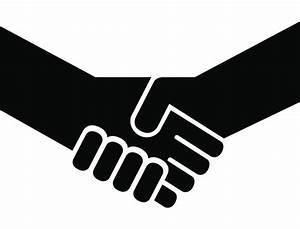 Shaking Hands Vector - ClipArt Best