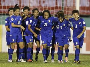 Thailand Women's National Team Given Cash Bonus For Only ...