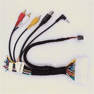 Metra 70-7307  Kia Wiring Harness  With Base