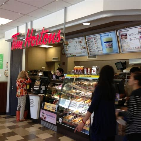 Tim hortons latest menu prices in canada and full menu. Tim Hortons - Coffee Shop in Burnaby