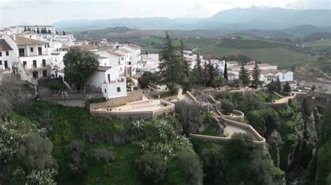 spain ronda andalusia south village travel
