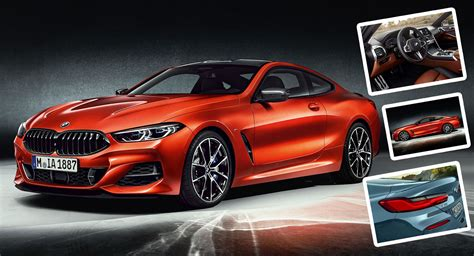 2019 Bmw 8series Wants To Be The Sports Car The E31 Never