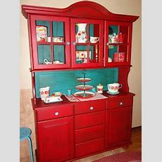 From Ordinary To Extraordinary! Kitchen Hutch Redo With A