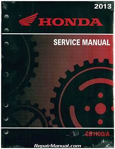 2013 Honda Cb1100 A Service Manual