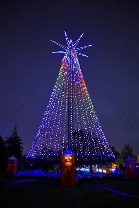 telecom christmas tree up on friday auckland localist