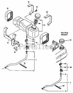 Snapper Parts On The Fuel And Lubricant  Part I  Diagram