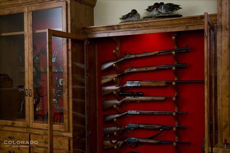 diy built  gun cabinet plans wooden  wood bed frames