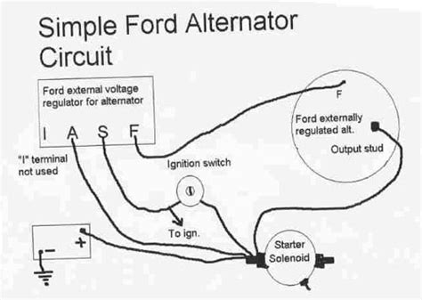mustang alternator  charging ford mustang forum