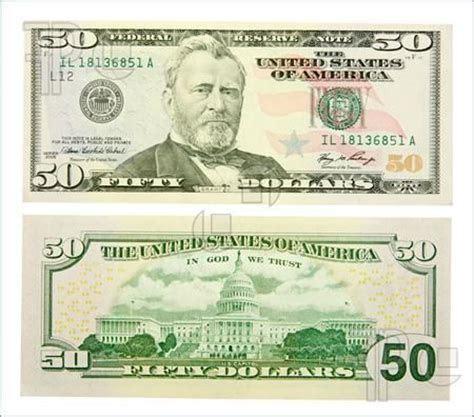 dollar bill  actual size money template dollar