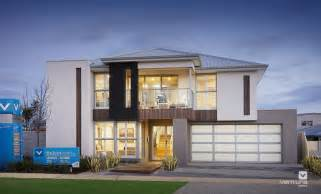 two house designs modern two storey house plans modern house design