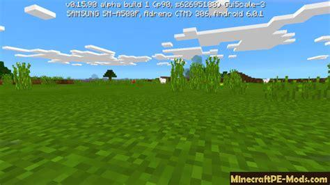flat world seed  minecraft pe