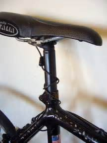 Bike Seat Lock