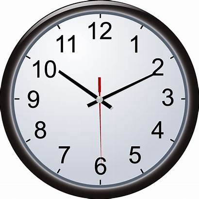 Clock Clipart Transparent Ben Clip Face Analog