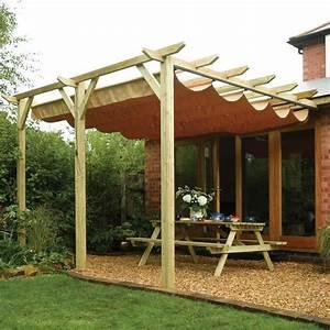 123910quot x 103911quot ft 39 x 33m retractable 3 post wall With toile tendue exterieur terrasse 15 pergola retractable