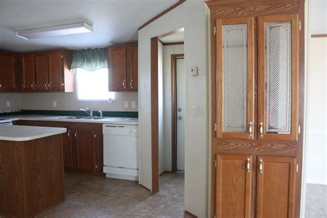 mobile home kitchen cabinets for mobile home cabinet makeover re fabbed 9753