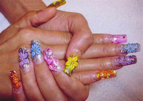 3d nail designs lilo 3d nail
