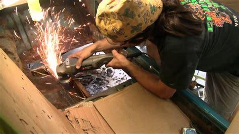 episode  part  installing  front floor pan