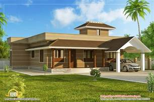 one floor house single floor home design 1395 sq ft indian home decor