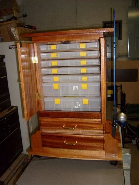 fishing tackle storage  jsepe  lumberjockscom