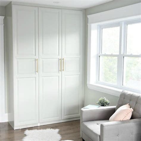 Corner Cupboards Ikea by Get A Stunning Closet With This Ikea Pax Hack The