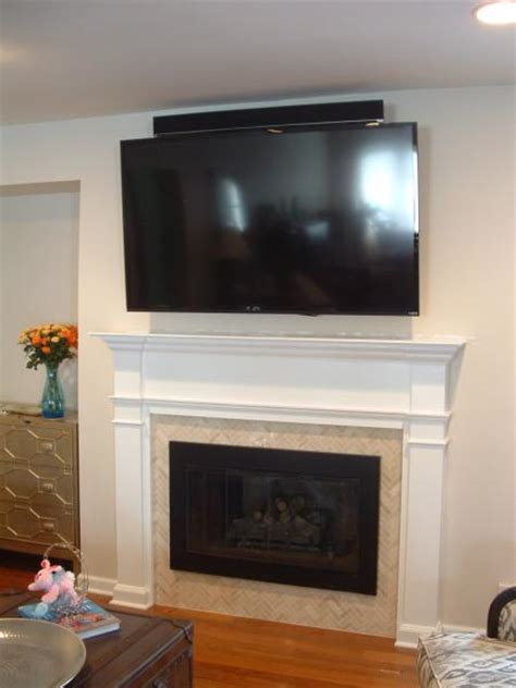 tv  fireplace  metal studs doityourselfcom
