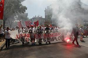 Usine Ford Bordeaux : l 39 usine ford de blanquefort les syndicalistes mobilis s malgr le fatalisme ~ Medecine-chirurgie-esthetiques.com Avis de Voitures