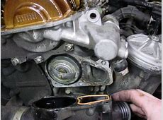 BMW E30E36 Thermostat Replacement 3Series 19831999