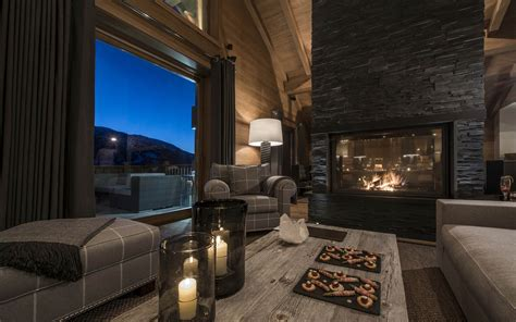 luxury ski chalet chalet le grenier meribel firefly collection