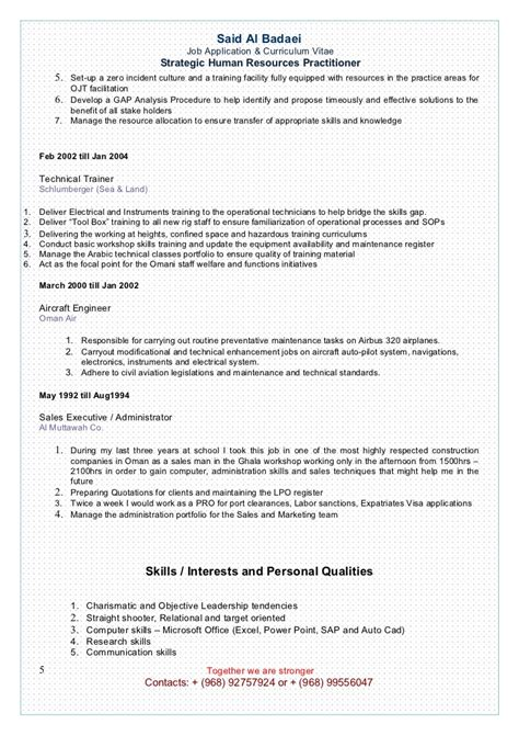 how to set out a resumes magnificent best way to set out resume images example