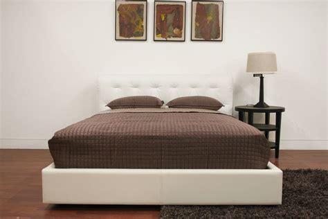 exotic leather platform  headboard bed san antonio