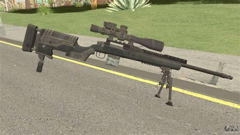 L115a3 Usr Sniper Rifle For Gta San Andreas