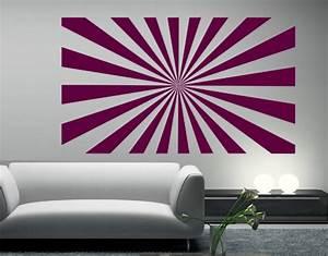 Wand Streichen Muster : wandtattoo no kp27 muster muster ~ Markanthonyermac.com Haus und Dekorationen