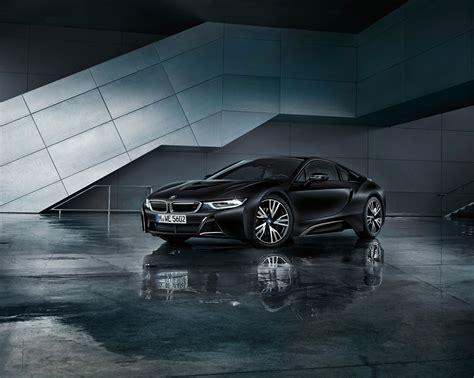 Hd Bmw Car Wallpapers 1080p 2048x1536 Resolution by Wallpapers Bmw 2017 I8 Frozen Black Edition Reflection Cars