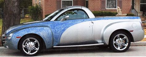 if i paint my ssr what do you think chevy ssr forum