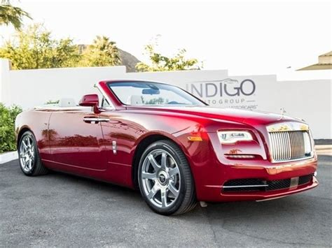 Iseecars.com analyzes prices of 10 million used cars daily. 2017 Rolls-Royce Dawn For Sale   GC-36076   GoCars