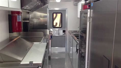 build  custom mobile food truck  mag specialty