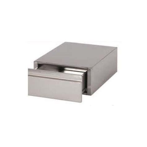 bloc tiroir cuisine bloc 1 tiroir monobloc inox aisi 304 pour table