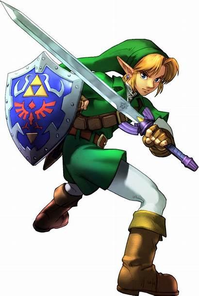 Nintendo Zelda Link Character Characters Games Quiz