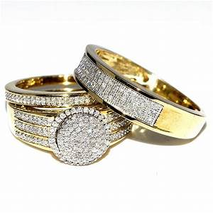 Home design wedding rings mens wedding rings warren for Wedding ring sets for her