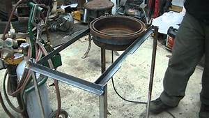 Brake drum forge from scrap - YouTube