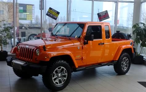 2018 Jeep Truck Price  United Cars  United Cars