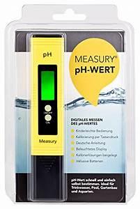 Ph Wert Test : measury ph messger t poolroboter test damit wieder klarheit herrscht ~ Eleganceandgraceweddings.com Haus und Dekorationen