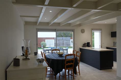 cuisine la rochelle la rochelle rénovation d 39 une cuisine ouverte moderne et