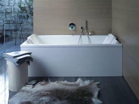 bagno in vasca starck vasca da bagno by duravit design philippe starck