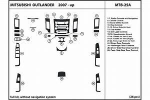 Dl Auto U00ae Mitsubishi Outlander 2007