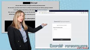 Remove Exorcist Ransomware  Virus Removal Instructions