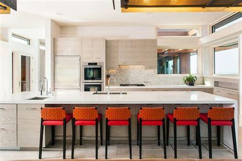 grand ilot de cuisine 93 idées de déco pour la cuisine moderne design
